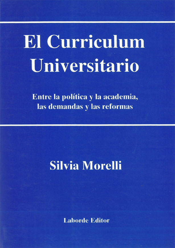 El Curriculum Universitario