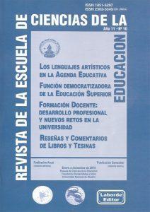 Revista de la Escuela de Ciencias de la Educacion n 10